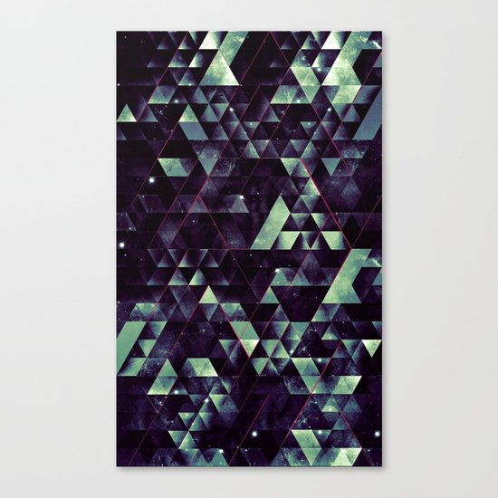 RYD LYNE STYRSHYP Canvas Print