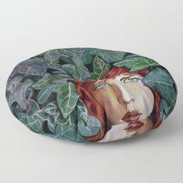 Pamela Isley Floor Pillow