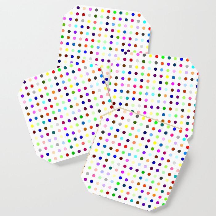 Big Hirst Polka Dot Coaster