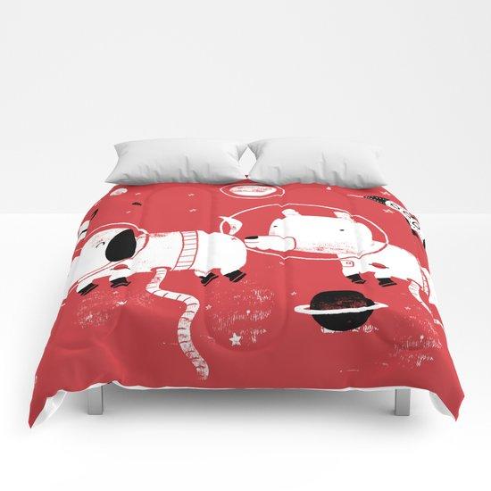 Astro dogs Comforters