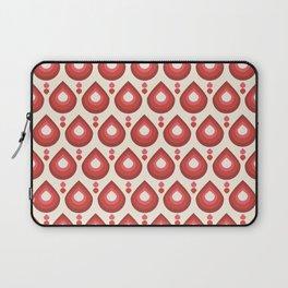 Drops Retro Pink Laptop Sleeve