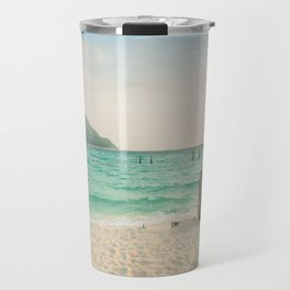 Thailand beach Travel Mug