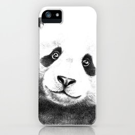 Giant  Panda G100 iPhone Case