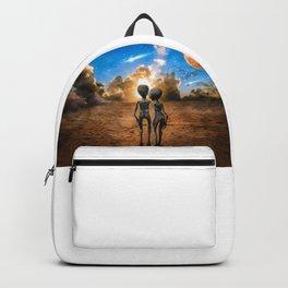 Alien Love Backpack