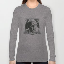 Spared no expense Long Sleeve T-shirt