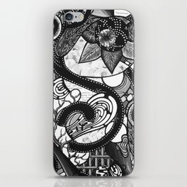 Quoth the Raven iPhone Skin
