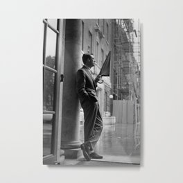 Cary Grant photo print - Old Hollywood elegant posters Metal Print