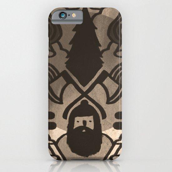 Lumberjack iPhone & iPod Case