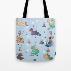 FE - dragons Tote Bag