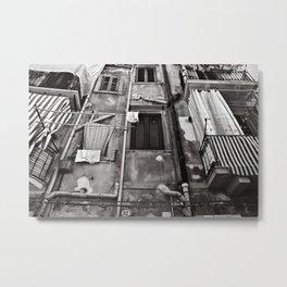 SICILIAN SYMPHONY of LIVING Metal Print