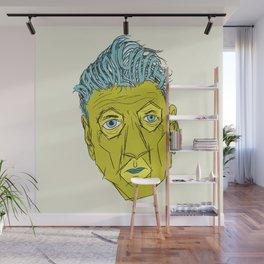 DAVID LYNCH AGAIN Wall Mural