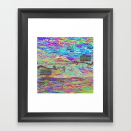 20180101 Framed Art Print