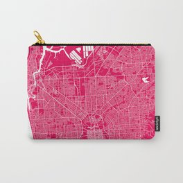 Adelaide map rapsberry Carry-All Pouch