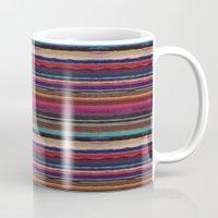 desert Mugs featuring Desert by spinL