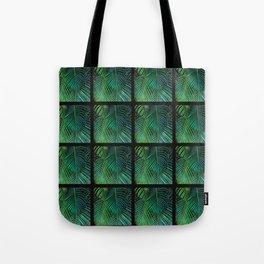Jungle Squares Tote Bag