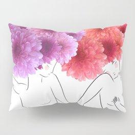 La féminité Pillow Sham