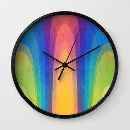 Chroma #3 Wall Clock