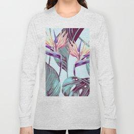 strelitzia augusta Thunb Long Sleeve T-shirt