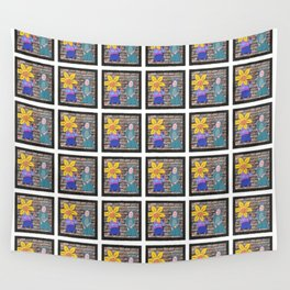 The Wallflower Wall Tapestry