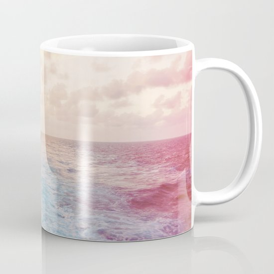 Sea Tracks Coffee Mug