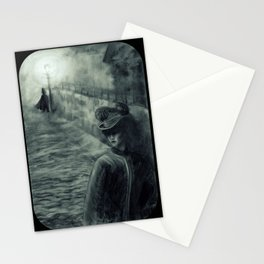 Whitechapel by Gaslight Stationery Cards
