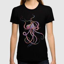 Reverse Drunk Octopus T-shirt