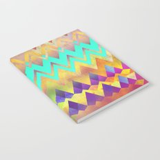 Lacy Camping Dreams  Notebook