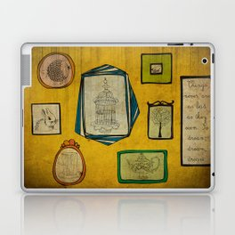 Frames Laptop & iPad Skin
