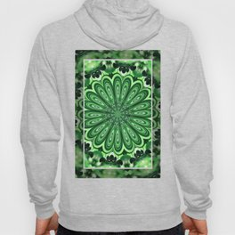 Mystery Green Puzzle Hoody