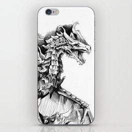 Alduin, the World Eater iPhone Skin
