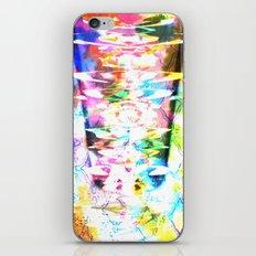 born this way. iPhone & iPod Skin