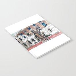 Paris Sketchbook Notebook