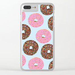 do nots Clear iPhone Case