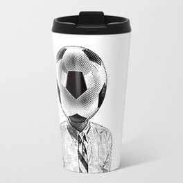 Soccer Fan Travel Mug