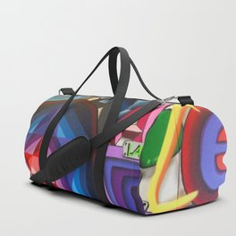 """TASTE"" Duffle Bag"