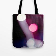Bokeh Fireworks Tote Bag