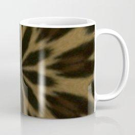 Spotted Leopard Kaleidoscope Coffee Mug