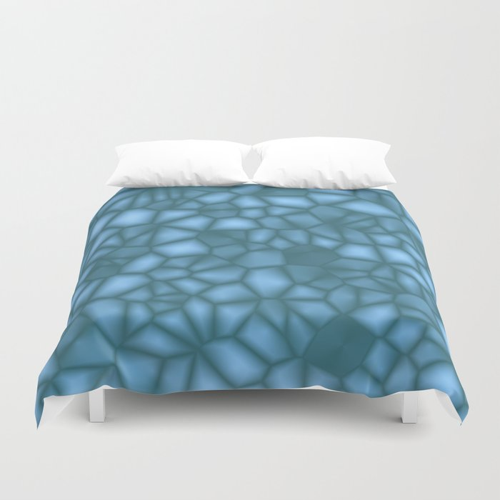 Abstract MWY 00 from VB Duvet Cover