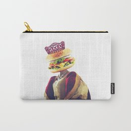 Burger Queen Collage Carry-All Pouch
