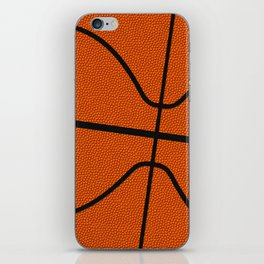 Fantasy Basketball Super Fan Free Throw iPhone Skin