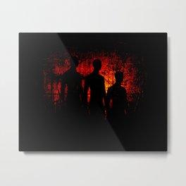 Dream of Shadows Metal Print