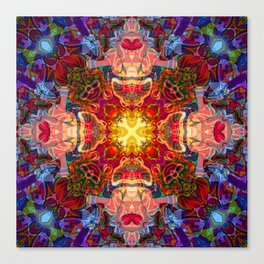 Tushita Heaven Canvas Print