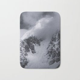 Antarctic Mountain Bath Mat