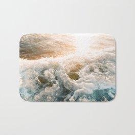 Rays of bliss Bath Mat