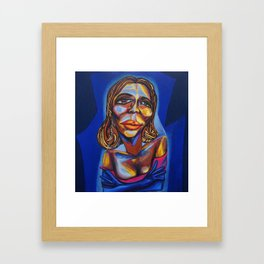 Mary Lou Williams Framed Art Print