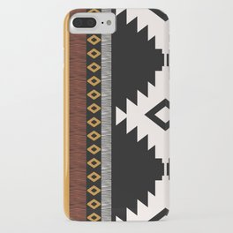 Pueblo in Sienna iPhone Case