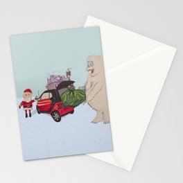 Smart Bumble Stationery Cards