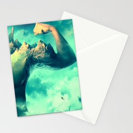 Raw Ambition Stationery Cards