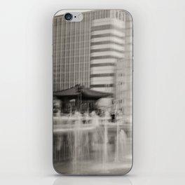 Abstract Seoul iPhone Skin