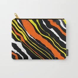 Line of Fire - Diagonal Carry-All Pouch